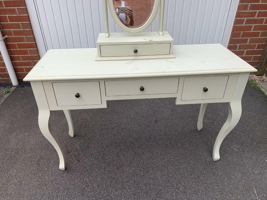 new style d333f 9e91f Laura Ashley Dressing Table & Mirror | in Radyr, Cardiff | Gumtree
