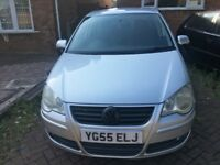 Volkswagen Polo S 64 1.2 Litre Silver 2005 Spares or Repair STARTS, RUNS AND DRIVES
