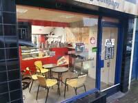 Kebab takeaway shop for sale