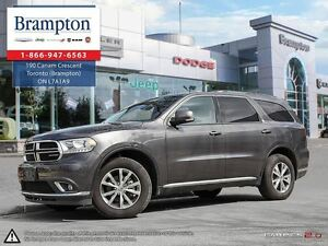 2016 Dodge Durango LIMITED | AWD | LEATHER | BACKUP CAM |