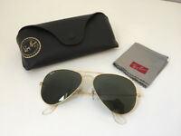 Ray Ban Aviator classic sunglasses Very good shape