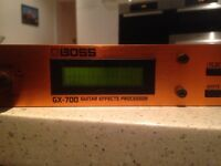 Boss GX700 Guitar Effects Processor