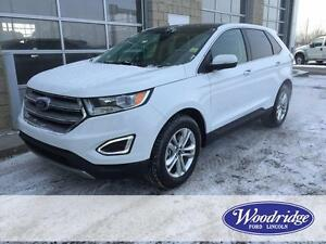 2016 Ford Edge SEL 3.5L V6, LEATHER, NAV, AWD