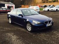 2007 57REG BMW 5 Series 2.0 520d SE Saloon 4dr Diesel Manual***LEATHER**NO DOCUMENTS