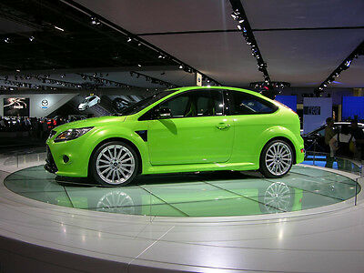 The Ford Focus is cheap but powerful