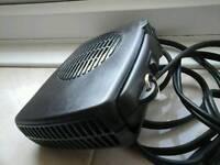 12 volts car cooler fan/heater/defroster
