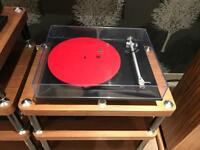 Rega P5 Turntable with RB700 Arm, TT p.s.u. and Exact m.m. Cartridge. Immaculate.