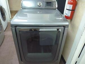 32-SAMSUNG  Steam  Laveuse Sécheuse Washer Dryer
