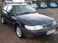 FUTURE CLASSIC SAAB 900 AUTOMATIC GOOD ALL ROUND CONDITION STARTS AND DRIVES