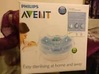 Brand new Phillips Avent Microwave Steriliser