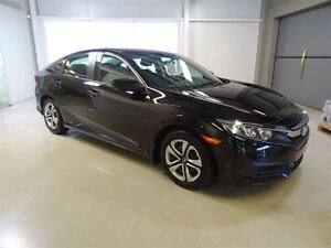 2016 Honda Civic Sedan LX CVT Bluetooth/Sieges Chauffants/Camera