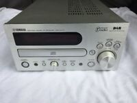 Yamaha Crx- m170 cd and radio system and speakers