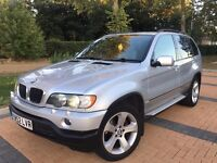 BMW X5 3.0 D AUTO M SPORT FULLY LOADED PX WELCOME