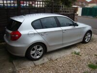 BMW, 1 SERIES, Hatchback, 2009, Manual, 1995 (cc), 5 doors
