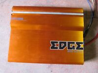 EDGE ED7800-4/3/2 CHANNEL AMPLIFIER