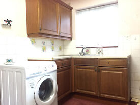 Cupboards and sink unit for small kitchen
