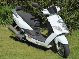 Scooter - Daelim S1 Hackett North Canberra Preview