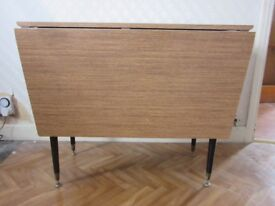 Dinning Table 1960s - free