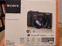 Sony Cyber-shot DSC-HX60 20.4MP 30X Optical Compact Digital Camera (New in opened box)