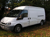 Ford Transit high roof