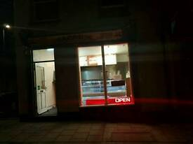TAKEAWAY & FASTFOOD BUSINESS FOR SALE