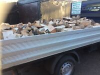 Kiln dryed logs free local delivery