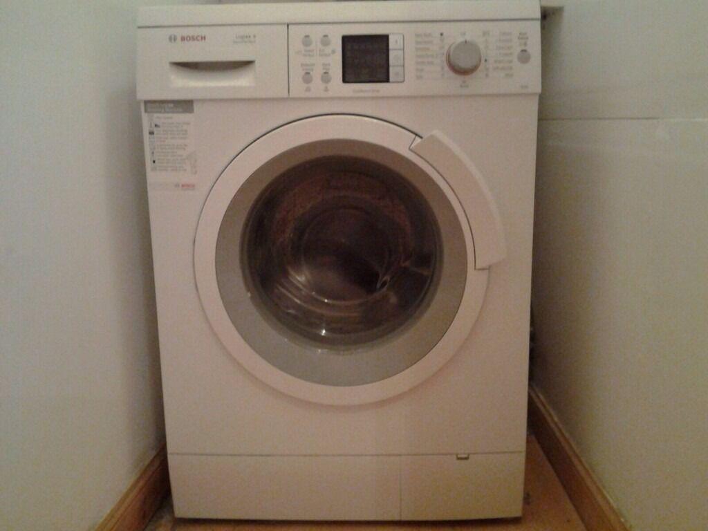 Bosch Washing Machine (current model)