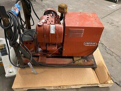 Lincoln Welder Generator Weldanpower 150 Acdc 10hp Kohler Ranger