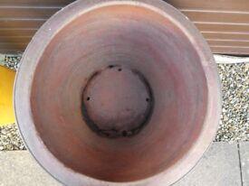 Large planter pot