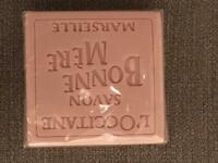Loccitane rose soap