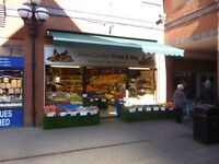 SHOP TO LET: WIGAN: REF: G8539
