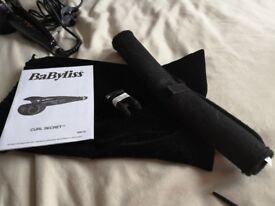 Babyliss secret curler