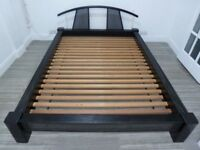 EUROPEAN DOUBLE SIZE METAL BED FRAME
