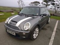 Mini Cooper S, Fully loaded, great condition, quick sale