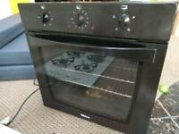 Single electric oven good condition