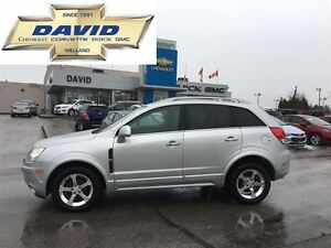 2012 Chevrolet Captiva 1LT FWD LOADED, SUNROOF, LEATHER, CHROME