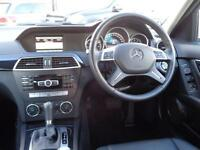 Mercedes-Benz C Class C180 EXECUTIVE SE (white) 2014-02-26