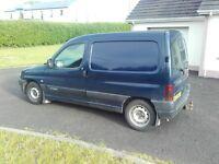 2003 berlingo van for sale