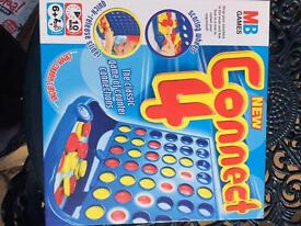 MB connect 4 game