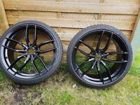 "Honda civic 19"" alloy wheels"