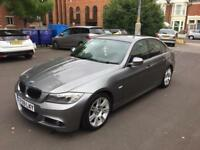 BMW 318d M-SPORT AUTOMATIC DIESEL 2009 WOMEN OWNER PORTSMOUTH
