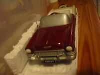 1955 CHEVY BELAIR CONVERTABLE .SCALE MODEL