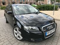Audi A3 1.9 TDI *S Line*Diesel*Manual*New Mot*Full service*One owner*2 keys*Hpi clear
