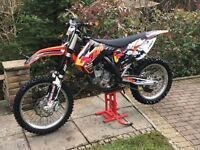 KTM 250 SXF 2013 excellent condition, runs perfectly!