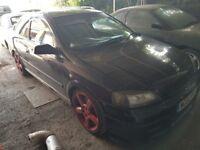 Vauxhall astra mk4 sri Z20LET turbo *rare* spares or repairs NOT CORSA VECTRA NOVA SRI GSI VXR*
