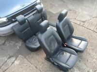 Ford Fiesta leather seats 2008-2012
