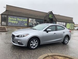2014 Mazda MAZDA3 GX-SKY / BLUETOOTH / PUSH BUTTON START
