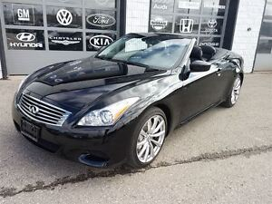 2009 Infiniti G37 Sport Package Camera leather vented heated