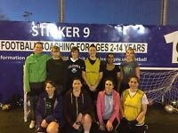 Ladies 5 aside Players in Leeds City Centre - Women/ girls wanted