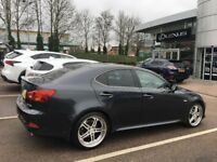 Lexus IS 250 2.5 SE-L Sports Pedal, Auto, Full Leather+Navigation+Revr Camera+Parking Sensors+FSH